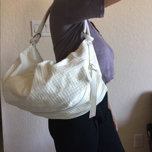 Andrea Brueckner leather bag